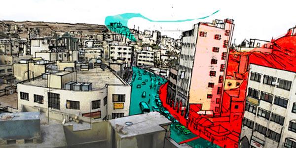Saqf Al Seil Street